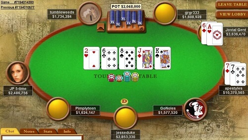 Casino Games-Online Poker Canadian Casino Game