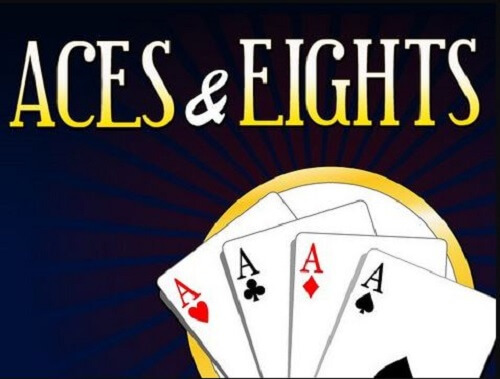 Aces and Eights Online Poker Casino Game