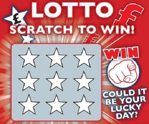 Lotto Scratch card casino benefits