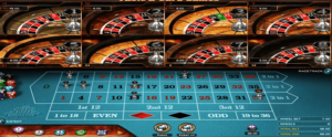 Multi Wheel Roulette basics for Canadian Gamblers.