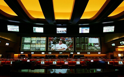 Sports betting casino