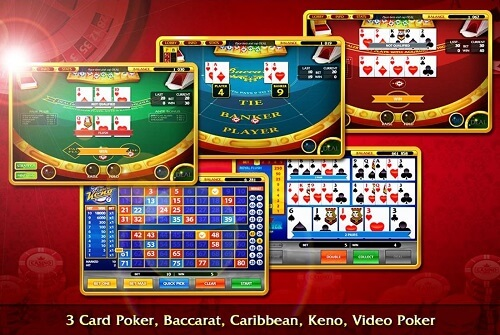 maple casino download games