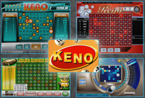 the best online keno variations in canada