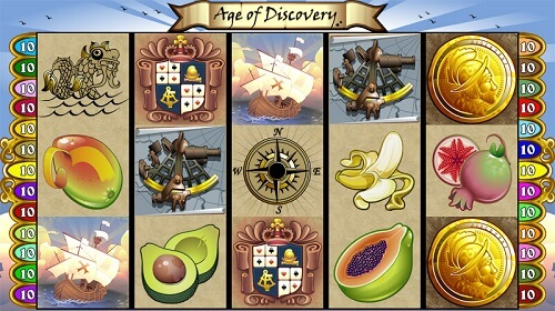 Age of Discovery online slot