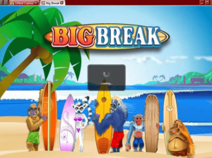 Big Break Online Casino Game in Canada.