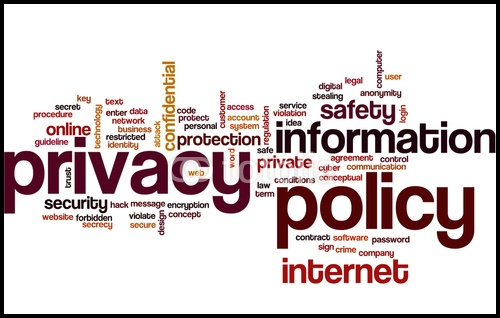 Casino Privacy Policy Words Canada