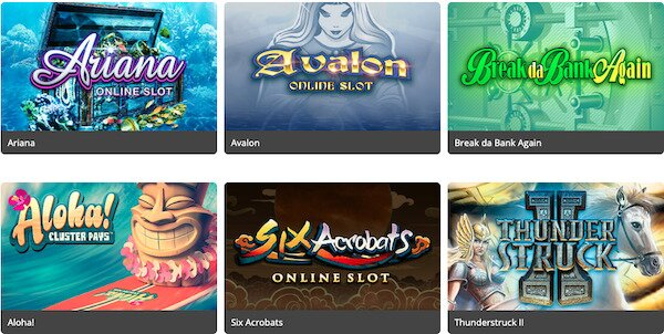 Royal Vegas Casino Canada Online Table Games