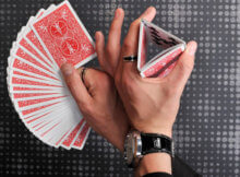 Playing cards - Phil Ivey accused of cheating at poker