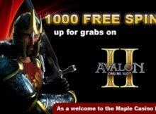 Avalon II - CA Free Spins