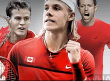 Davis Cup - Canada vs India