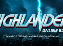 Highlander Online Slot