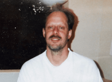 The Man Responsible for the Las Vegas Shooting - stephen paddock