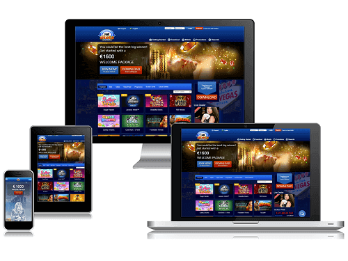 all slots casino review French Canadian