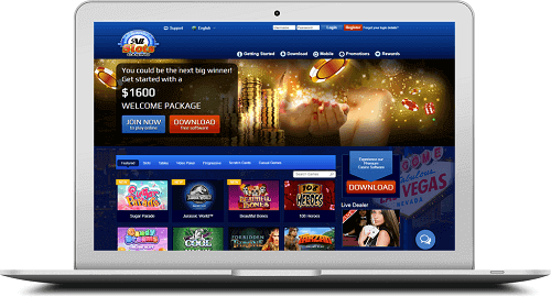 all slots online casino Canada review French