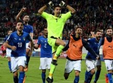 Champions Italy to take on Sweden