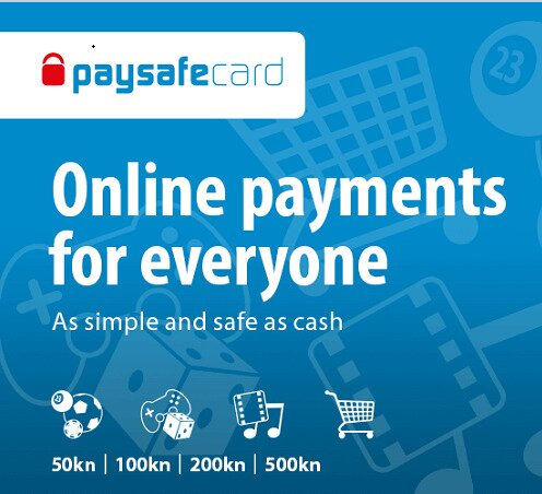 PaySafeCard Casino Banking Method Review