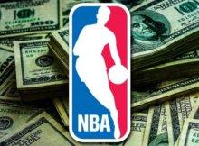NBA sports betting commission