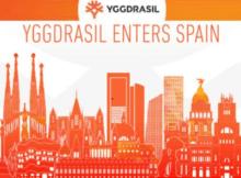 Yggdrasil enters Spain