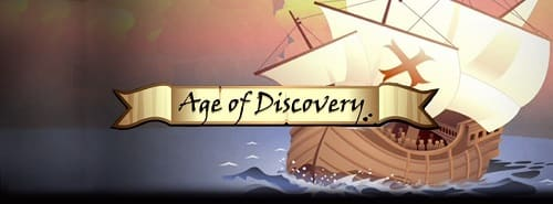 Age of Discovery machine a sous - Maple Casino Canada