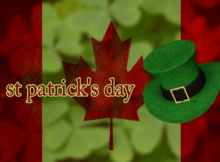 St. Patrick's Day in Canada