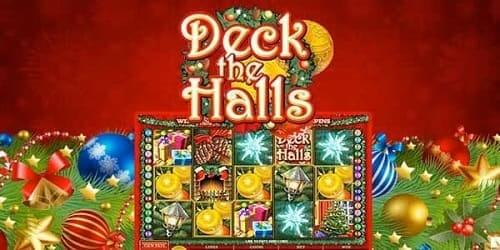 Deck the Halls - Slot machine en ligne - Maple Casino Canada