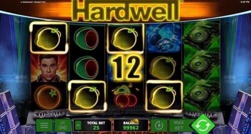 Slot Machine Hardwell - Maple Casino Canada