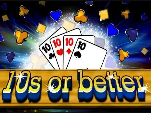 Tens or Better Poker en ligne - Casino en ligne Canada