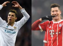 Uefa Champions League- Real Madrid to face Bayern
