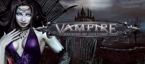 Vampire Princess of Darkness - Nouvelle slot machine de Playtech