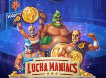 lucha maniacs online slot