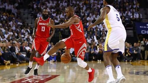 Chris Paul des Houston Rockets NBA