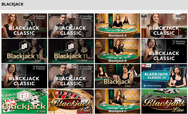 Playamo Blackjack