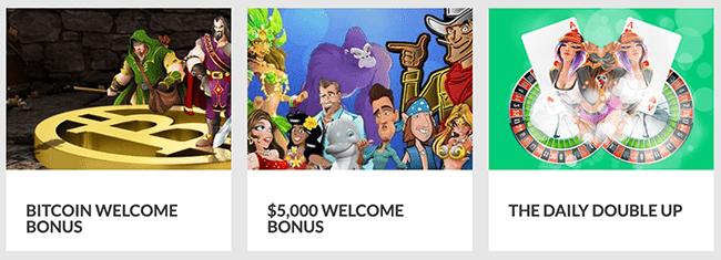 Slots.lv welcome bonuses