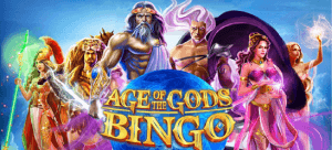 Age of the Gods Bingo
