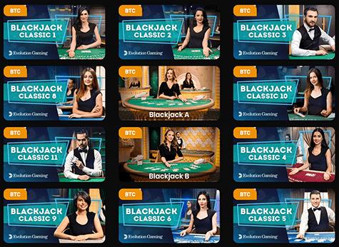 CasinoChan Blackjack