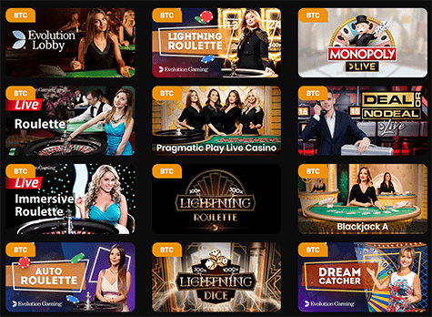 CasinoChan Live Casino