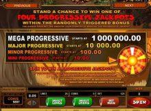 online slot jackpots