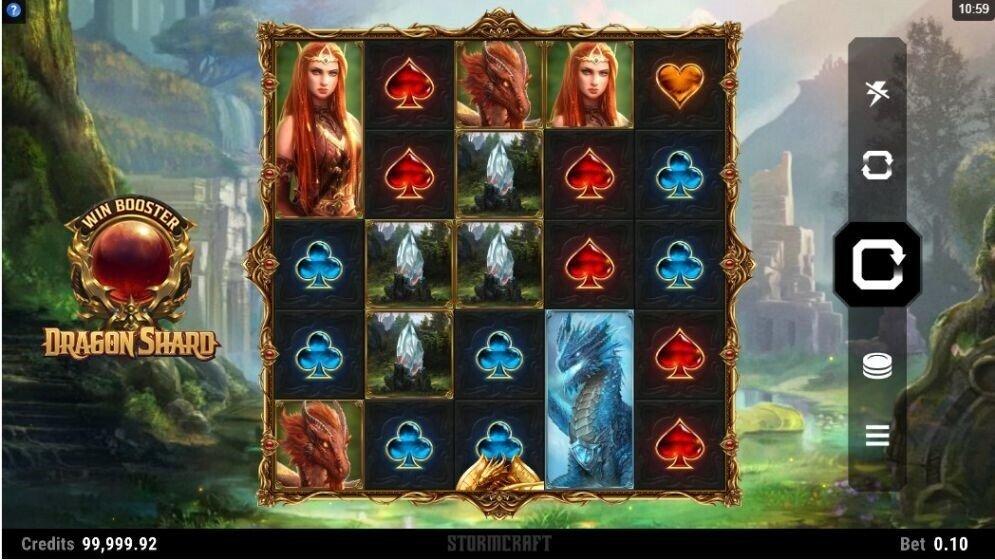 Dragon shard microgaming casino slots Körfez