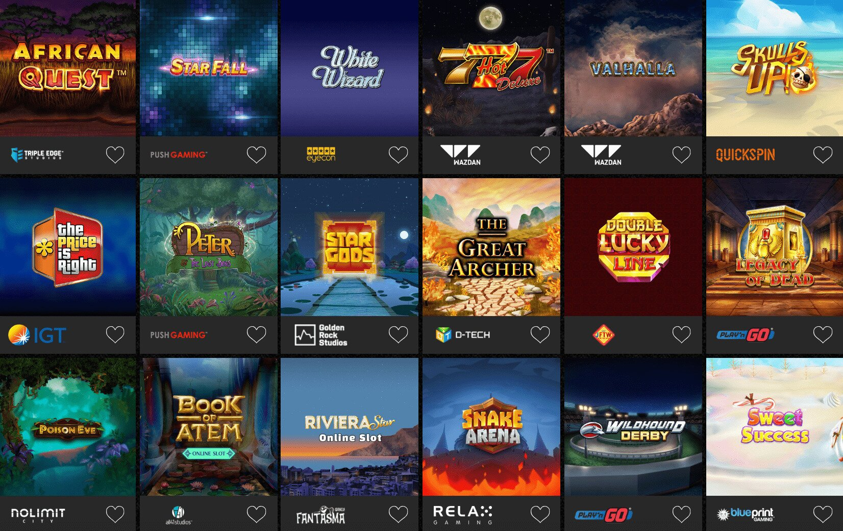 Captain Spins Casino Slots Games