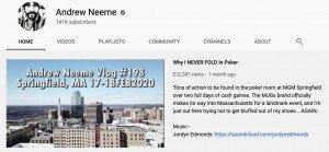 Andrew Neeme Youtube