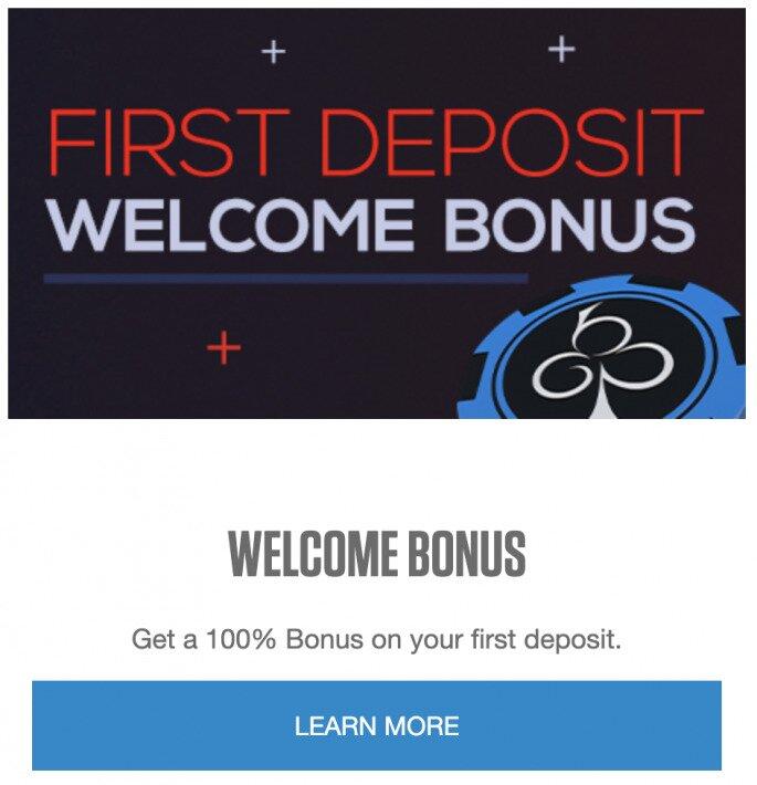Black Chip Poker Bonus