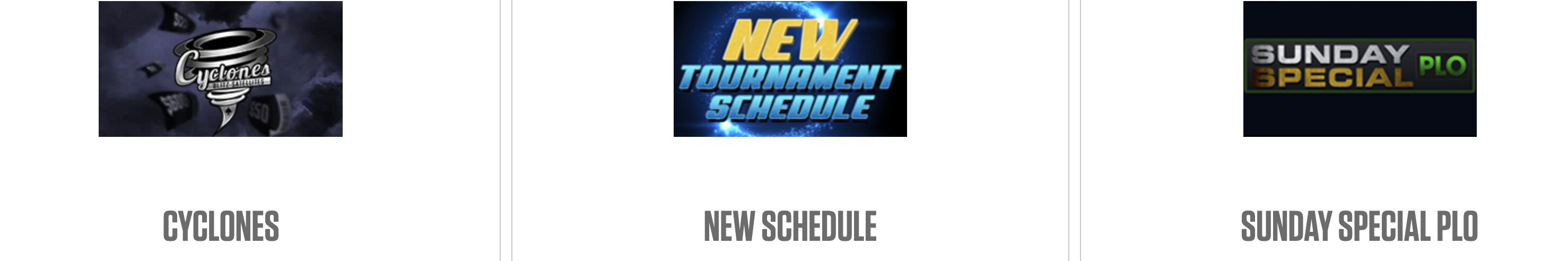 Americas Cardroom Tournaments