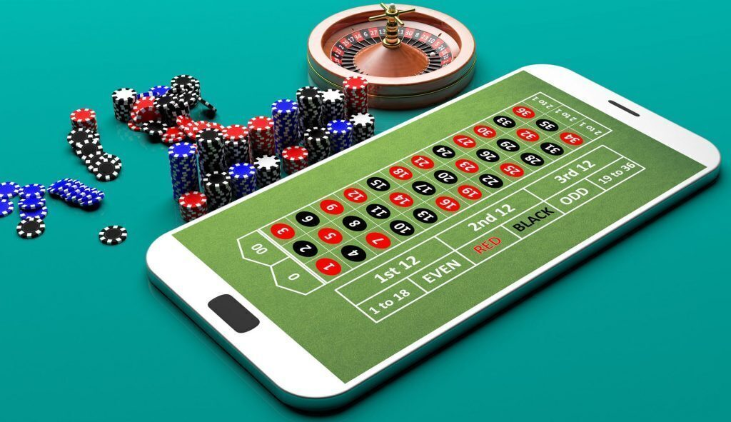 Roulette on Smartphone