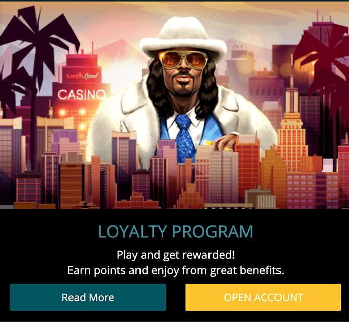 Luckland Loyalty Program