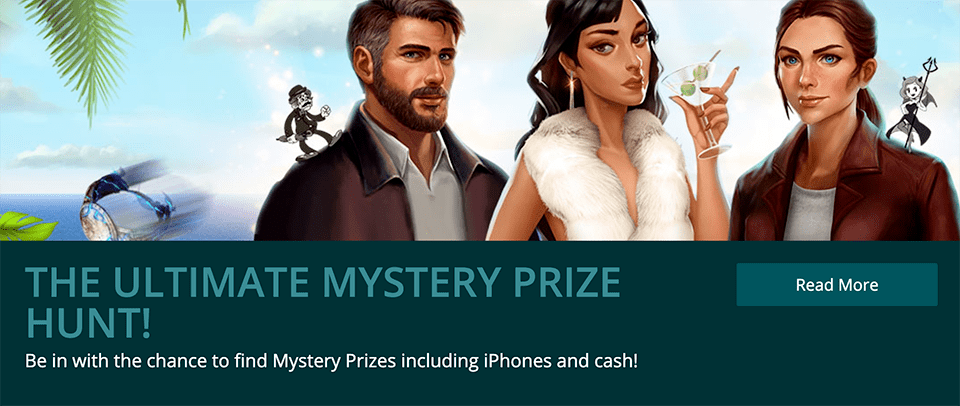 Luckland Mystery Hunt