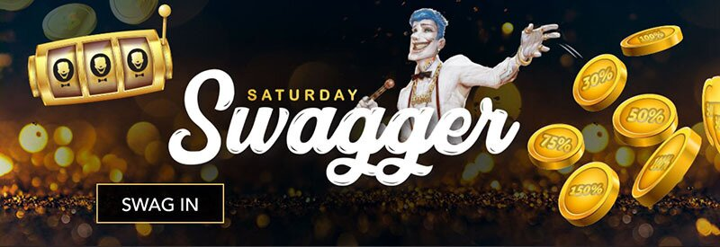 Wild Card City Saturday Swagger Promotion