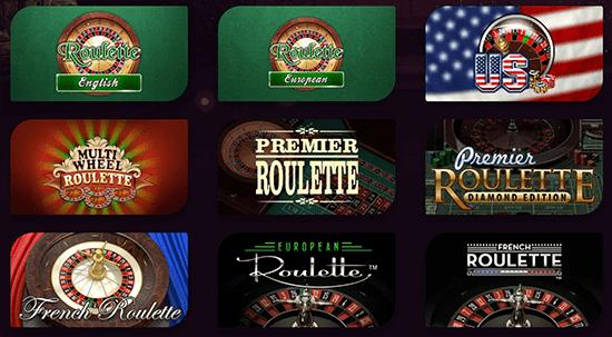 Casinonic Roulette