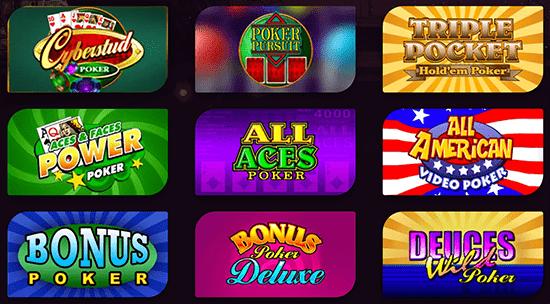 Casinonic Table Games
