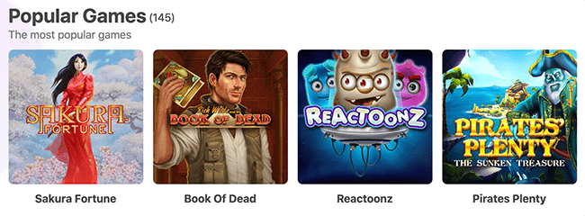 Dreamz Popular Games