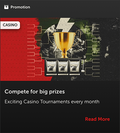 Betsafe tournaments